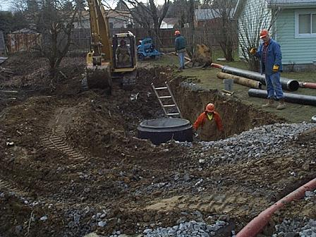 Sewer Line Maintenance