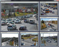 Cranberry Traffic Operations Center Camera View