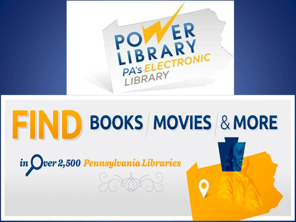 Power library button