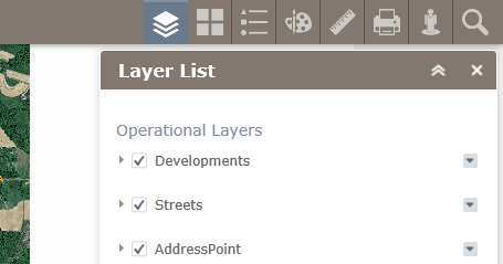 Map Layers