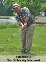 Jodi Barrett, PGA Class A Teaching Professional
