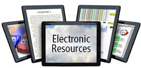 E Resources web
