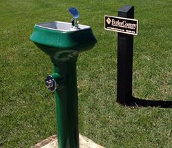 Drinking Fountain Sponsorship