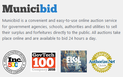 Municibid Online Auction Cranberry Township Official Website
