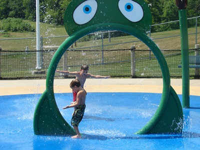 waterpark kids pool