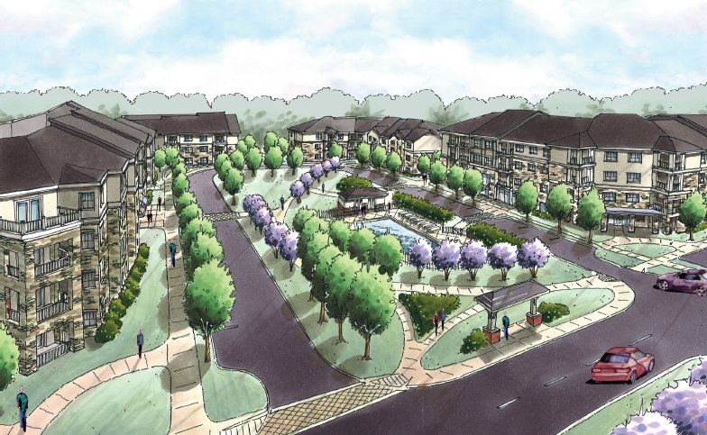 "ACTIVE] PAC gives Cranberry Woods Apartments a ""thumbs-up"""