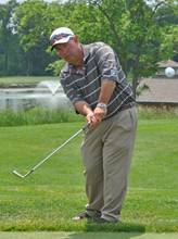 Jody Barrett, PGA Head Professional at Cranberry Highlands