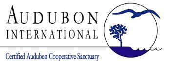 Certified Audubon Cooperative Sanctuary
