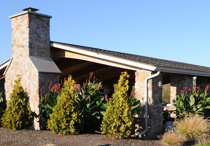 Audubon Pavilion at Cranberry Highlands