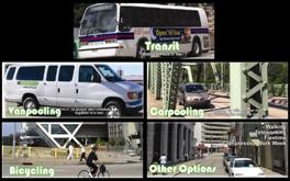 Commute Info