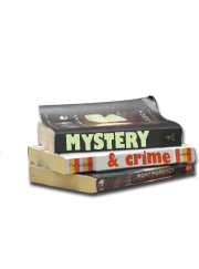 scaaarrry crime and mystery fiction!