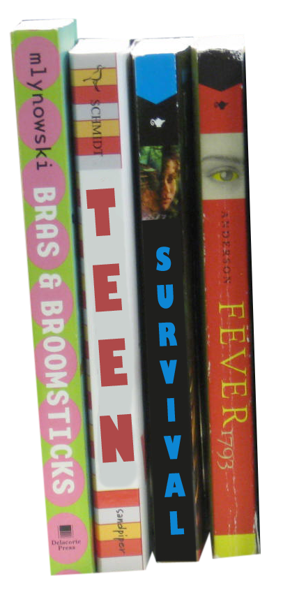 Click here for exciting reads about teens survival!
