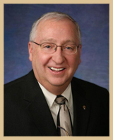 Cranberry Township Manager Jerry Andree