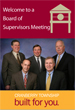 Welcome to a Cranberry Twp Board of Supervisors Meeting brochure