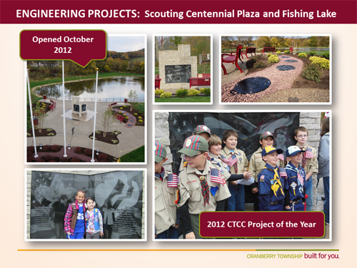 Cranberry Township Engineering Projects