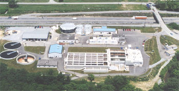 Brushcreek Wastewater Treatment Plant