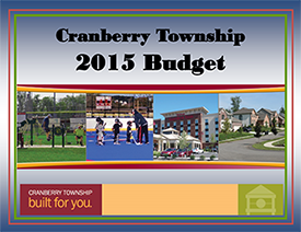 Proposed Cranberry Twp 2015 Budget