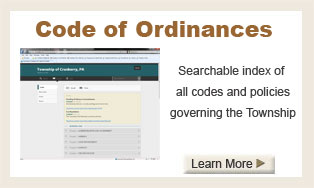 Code of Ordinaces