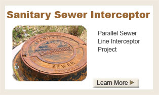 Sanitary Sewer Interceptor