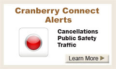 Cranberry Connect Alerts