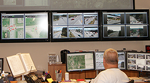 Traffic Operations Center in Cranberry Township