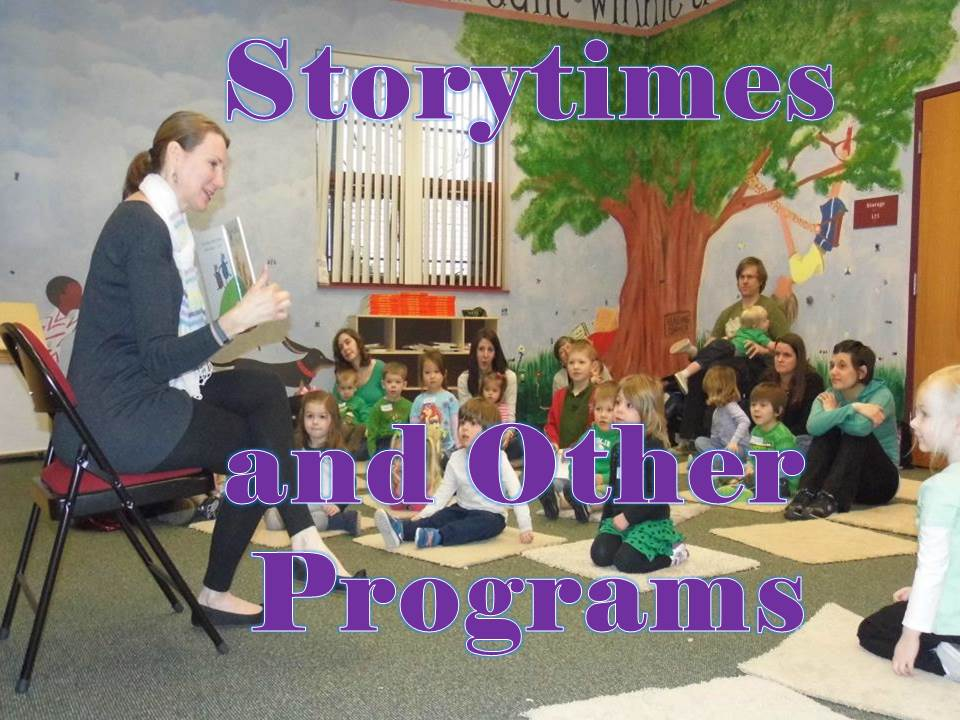 Storytimes link