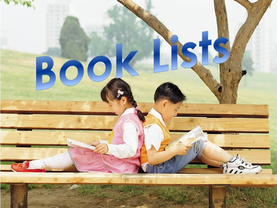 Booklists link