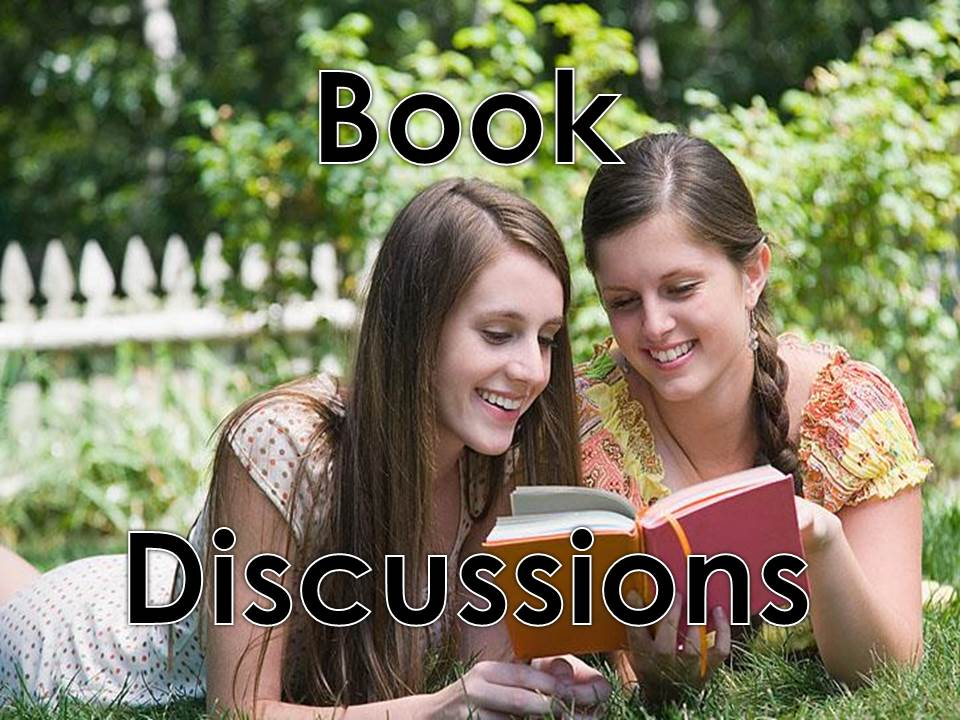 Book Discussion link